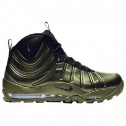Nike Air Bakin Posite Olive Nike Air Bakin' Posite - Men's Medium Olive/Black
