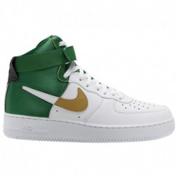 Nike Air Force 1 High Lv8 Men's Blue Nike Air Force 1 High LV8 - Men's White/Clover/Club Gold/Black