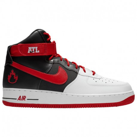 Nike Air Force 1 High Lv8 Men's Red Nike Air Force 1 High LV8 - Men's White/University Red/Black