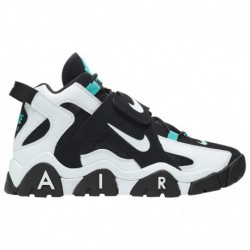 Nike Air Barrage MID Black And White Nike Air Barrage Mid - Men's Black/White/Cabana