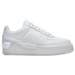 All White Nike Air Force Jester Nike Air Force 1 Jester - Women's White/White