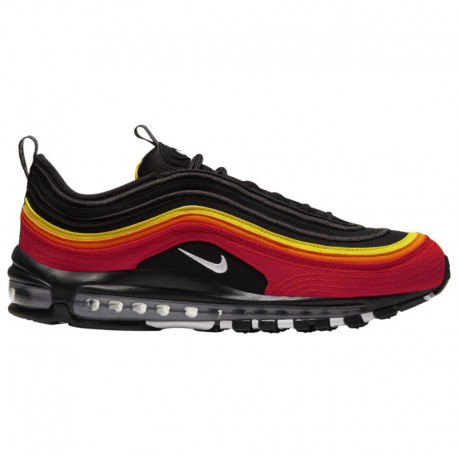 Nike Air Max 97 Mujer Chile Nike Air Max '97 - Men's Black/White/Chile Red/Magma Orange