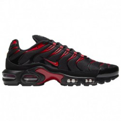 nike air max plus qs metallic gold metallic nike air max plus nike air max plus men s metallic gold university red black