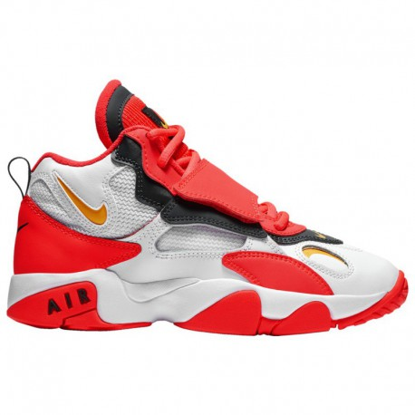 Air Jordan 6 Retro Pas Cher Nike Air Speed Turf - Boys' Grade School White/Laser Orange/Red Orbit