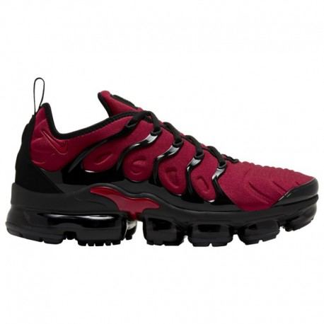 Nike Air Vapormax Plus Shark Black Red White Nike Air Vapormax Plus - Men's University Red/Black/White