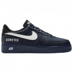 nike air force 1 gore tex obsidian nike air force gore tex black nike air force 1 low men s obsidian white black off noir gore