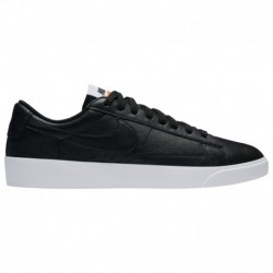 Nike Blazer Black Gum Nike Blazer Low - Women's Black/Black/White/Gum Light Brown | Le