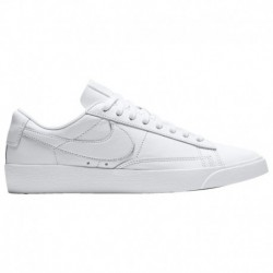 Nike Blazer Low White Green Nike Blazer Low - Women's White/White/White | Le