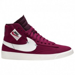 Blazer Homme Nike Pas Cher Nike Blazer Mid Rebel - Women's Noble Red/Summit White/Night Maroon