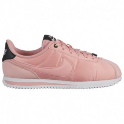 Girls Nike Cortez Shoes Nike Cortez - Girls' Grade School Bleached Coral/Bleached Coral/Black