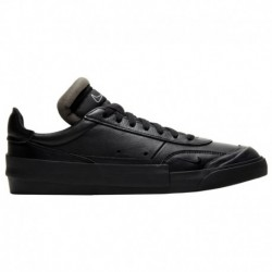 Men's Nike Drop Type Premium Casual Shoes Nike Drop-Type - Men's Black/White | Premium