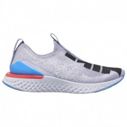 Nike Epic Phantom React Flyknit Boys Nike Epic Phantom React Flyknit - Boys' Grade School Indigo Fog/Black/Ghost