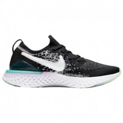 nike epic react flyknit 2 girls nike epic flyknit white nike epic react flyknit 2 girls grade school black white bleached coral