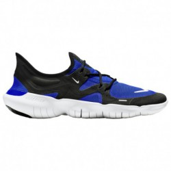 Nike Free Racer Blue Nike Free Rn 5.0 - Men's Racer Blue/Black/White