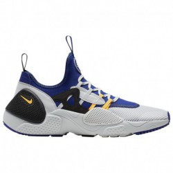 Deep Royal Blue Nike Huarache Nike Huarache E.d.g.e - Men's Deep Royal Blue/Laser Orange | Textile