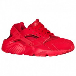 Nike Huarache Run Drift Grade School Nike Huarache Run - Boys' Grade School University Red/University Red