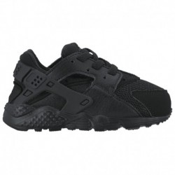 Nike Huarache Black Run Ultra Nike Huarache Run - Boys' Toddler Black/Black/Black