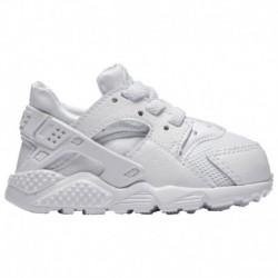 Nike Huarache Toddler White Nike Huarache Run - Boys' Toddler White/Pure Platinum/White