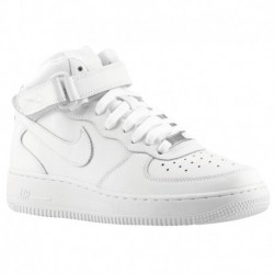 nike air jordan 1 mid grade school nike air force mid white womens nike air force 1 mid boys grade school white white