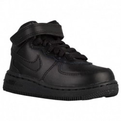 nike air force 1 black mid nike air force mid black red nike air force 1 mid boys toddler black black