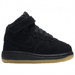 nike air force 1 black suede gum nike air force black suede gum sole nike air force 1 mid suede boys toddler black gum