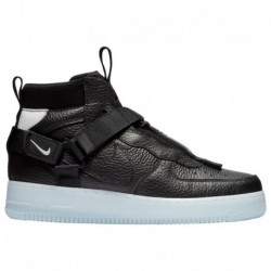 nike air force half black half white nike air force utility mid nike air force 1 utility mid men s black half blue white