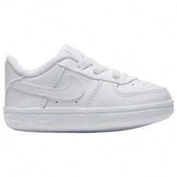 Nike Air Force Crib Shoes Nike Air Force One Crib - Boys' Infant White/White