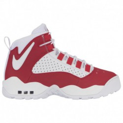 Men's Nike Air Darwin Basketball Shoes Nike Air Darwin - Men's Varsity Red/White